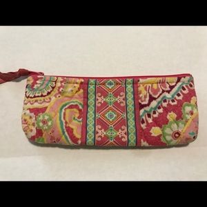 Vera Bradley Pencil Case and Travel Bag
